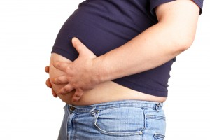 women and belly fat from inflammation